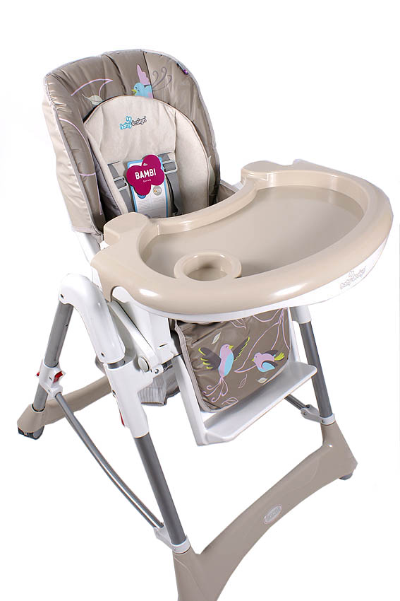 Krzesełko BabyDesign Bambi