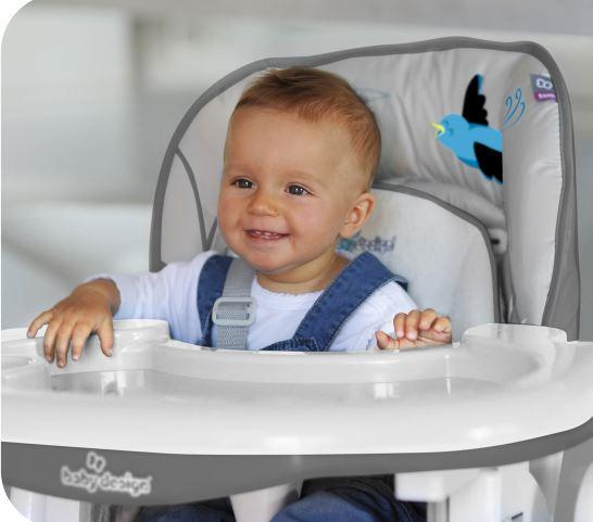 Krzesełka do karmienia BabyDesign
