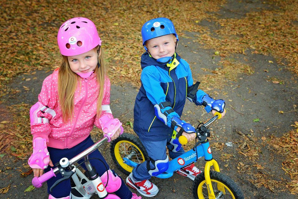 Rowerki biegowe Baby Design