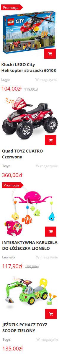 Samochody Dla Dzieci sklep Techsat24.pl