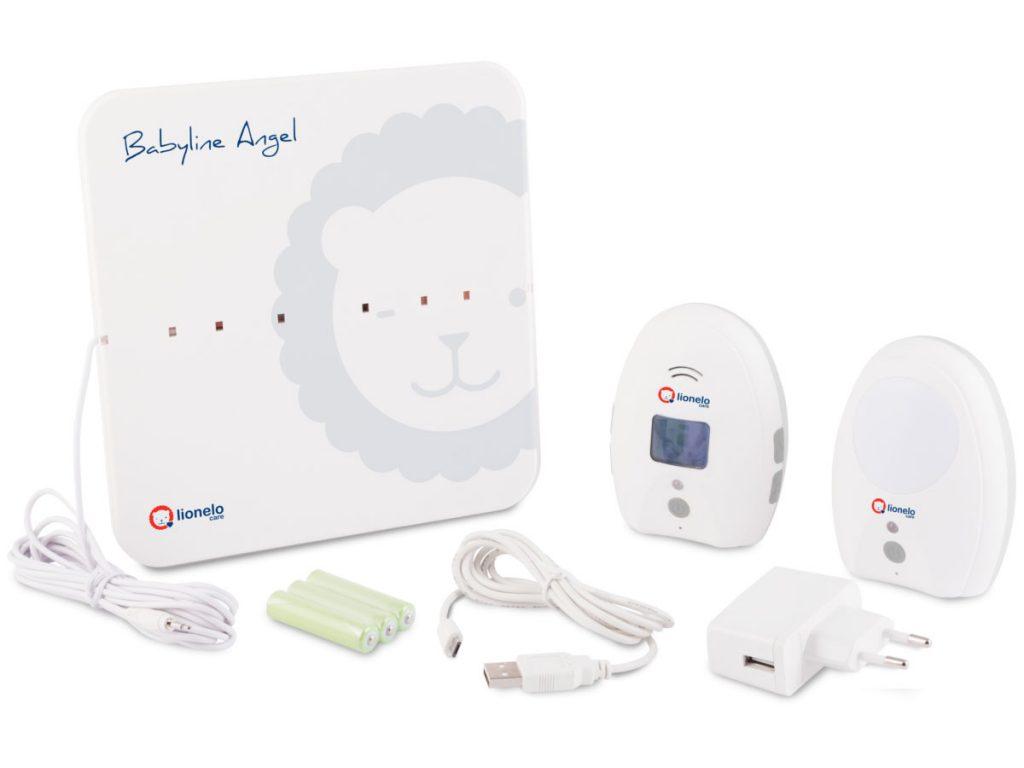 monitor oddechu niania elektroniczna
